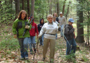Annual Trail Cleanup 2009